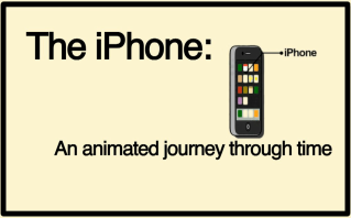 iPhone - A Journey through Time